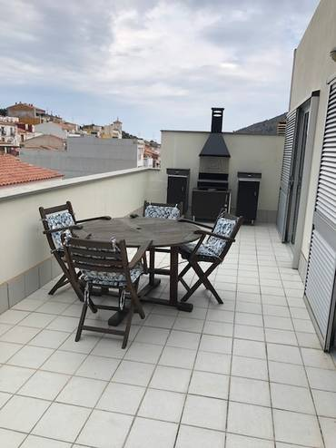 PENTHOUSE WITH LARGE TERRACE. 1 BEDROOM