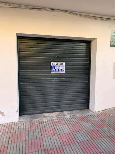 Garage on the ground floor in Colera